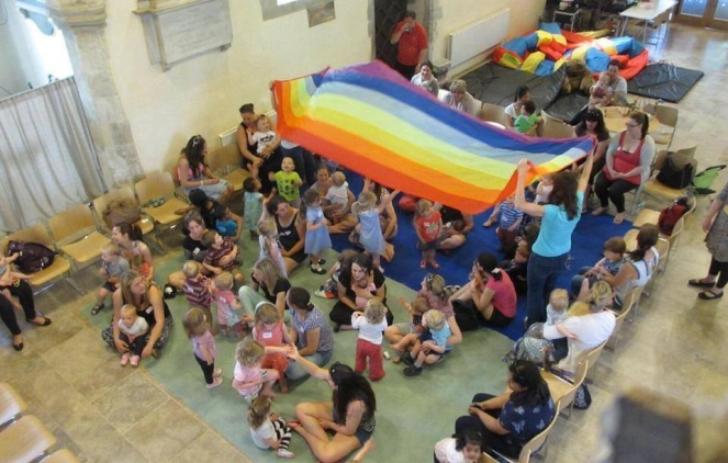 Church based Toddler Groups
