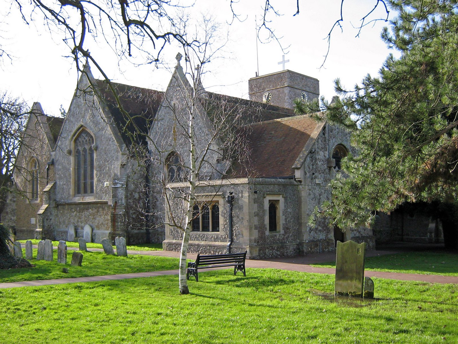 Children & Families Minister, All Saints Church, Whistable